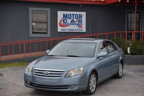 2006 Toyota Avalon for sale at Motor Car Concepts II - Kirkman Location in Orlando FL