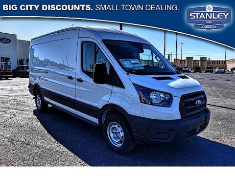 2020 Ford Transit Cargo for sale at STANLEY FORD ANDREWS in Andrews TX