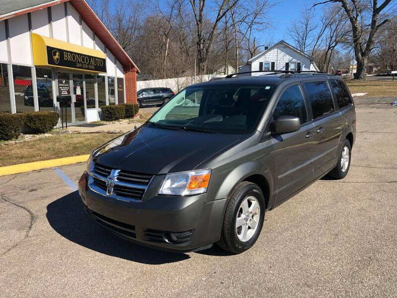 2010 Dodge Grand Caravan for sale at Bronco Auto in Kalamazoo MI