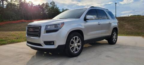 2014 GMC Acadia for sale at El Camino Auto Sales in Sugar Hill GA