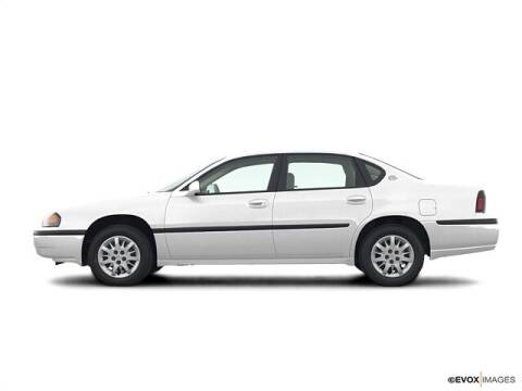 2003 Chevrolet Impala for sale at CHAPARRAL USED CARS in Piney Flats TN