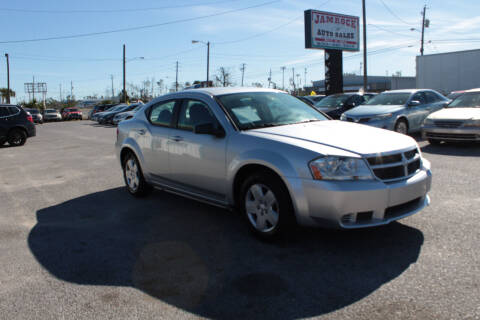 2010 Dodge Avenger for sale at Jamrock Auto Sales of Panama City in Panama City FL