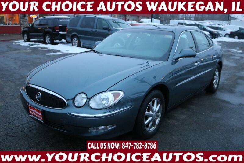 2007 Buick LaCrosse for sale at Your Choice Autos - Waukegan in Waukegan IL