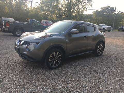 2017 Nissan JUKE for sale at DONS AUTO CENTER in Caldwell OH