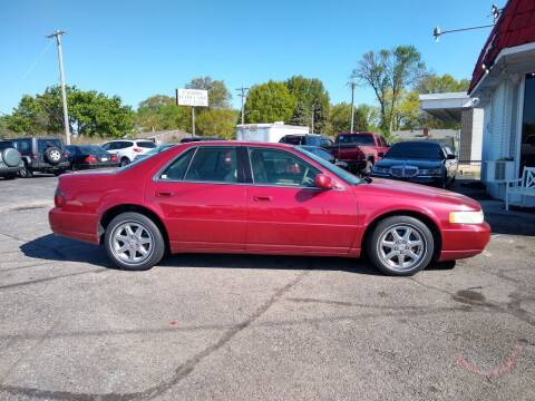 2003 Cadillac Seville for sale at Savior Auto in Independence MO