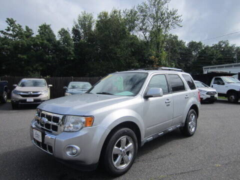 2012 Ford Escape for sale at Auto Choice of Middleton in Middleton MA