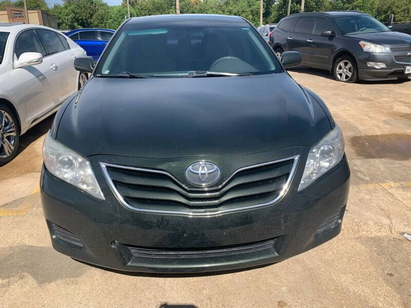 2011 Toyota Camry for sale at 1st Stop Auto in Houston TX