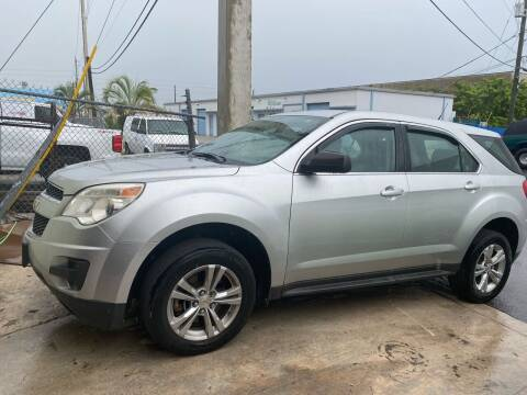 2011 Chevrolet Equinox for sale at Car Girl 101 in Oakland Park FL