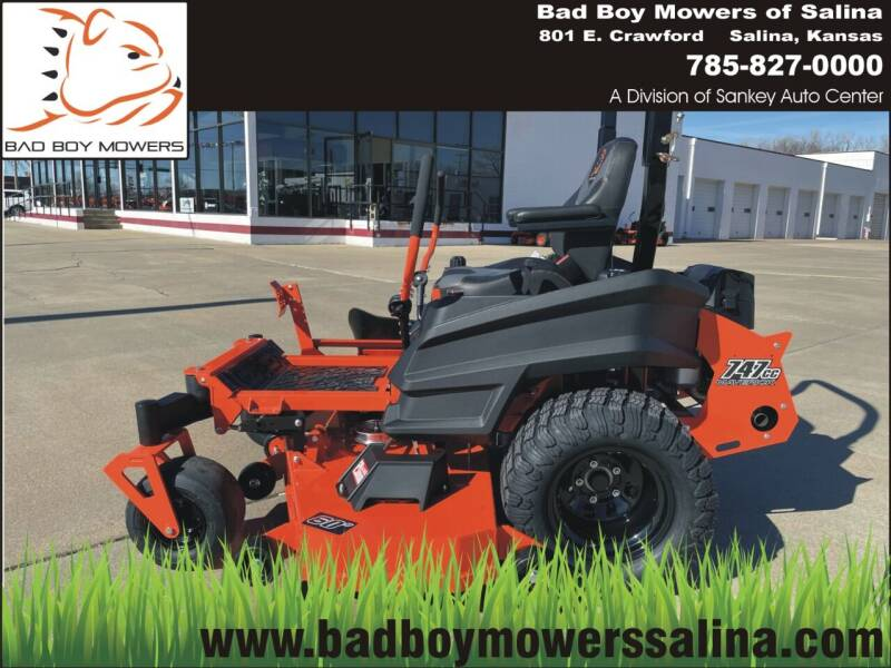 Bad Boy Maverick 60  (#7151) for sale at Bad Boy Mowers Salina in Salina KS