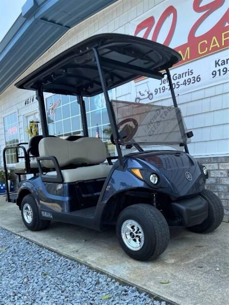 2018 Yamaha DRIVE AC POWER TECH for sale at 70 East Custom Carts Atlantic Beach in Atlantic Beach NC