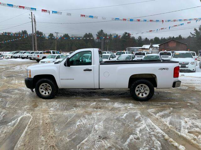 2009 Chevrolet Silverado 1500 for sale at Upstate Auto Sales Inc. in Pittstown NY