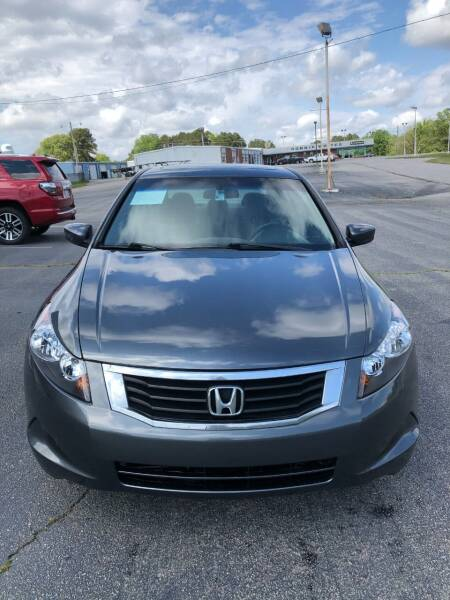 2008 Honda Accord for sale at Five Automotive in Louisburg NC