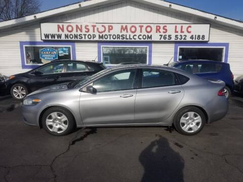 2015 Dodge Dart for sale at Nonstop Motors in Indianapolis IN