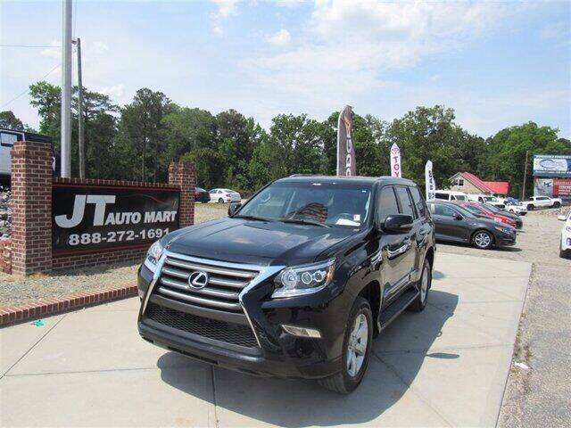 2018 Lexus GX 460 for sale at J T Auto Group in Sanford NC