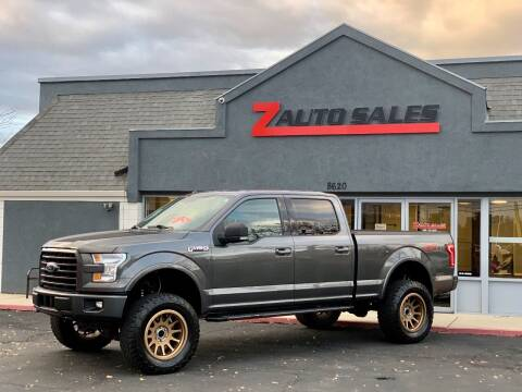 2015 Ford F-150 for sale at Z Auto Sales in Boise ID