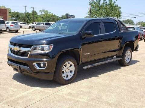 2017 Chevrolet Colorado for sale at Tyler Car  & Truck Center in Tyler TX