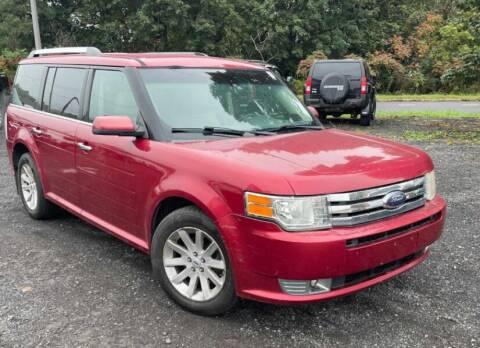 2009 Ford Flex for sale at I-80 Auto Sales in Hazel Crest IL