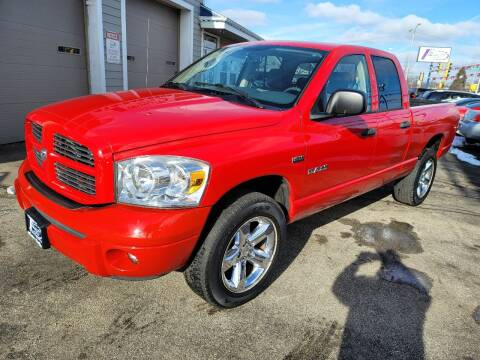 2008 Dodge Ram Pickup 1500 for sale at 1st Quality Auto in Milwaukee WI