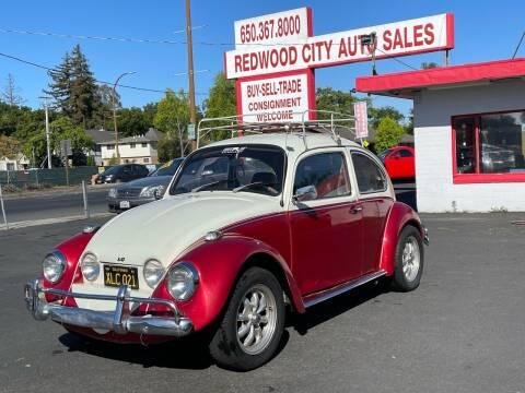 1968 Volkswagen Beetle for sale at Redwood City Auto Sales in Redwood City CA