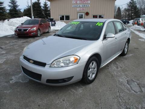 2010 Chevrolet Impala for sale at Richfield Car Co in Hubertus WI