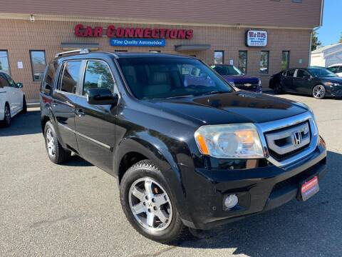 2009 Honda Pilot for sale at CAR CONNECTIONS in Somerset MA