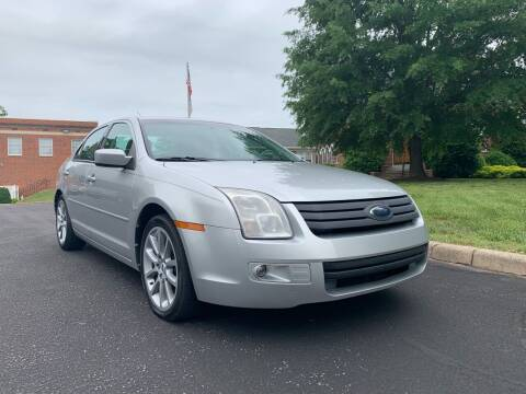 2009 Ford Fusion for sale at Automax of Eden in Eden NC