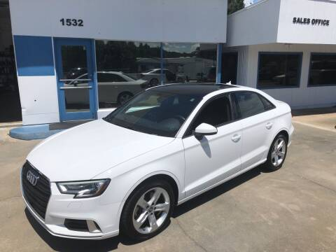 2017 Audi A3 for sale at Moye's Auto Sales Inc. in Leesburg FL