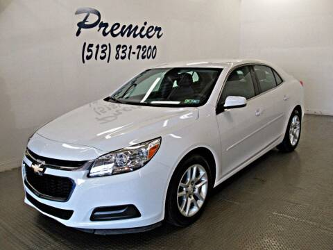 2016 Chevrolet Malibu Limited for sale at Premier Automotive Group in Milford OH