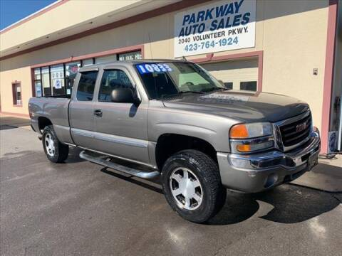 2007 GMC Sierra 1500 Classic for sale at PARKWAY AUTO SALES OF BRISTOL in Bristol TN