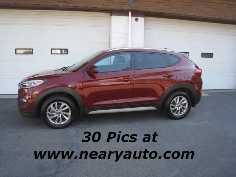 2018 Hyundai Tucson for sale at Neary's Auto Sales & Svc Inc in Scranton PA