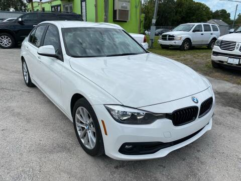 2016 BMW 3 Series for sale at Marvin Motors in Kissimmee FL