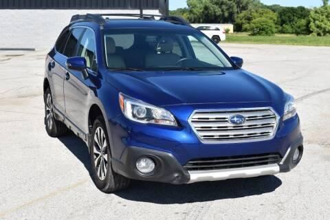 2017 Subaru Outback for sale at Big O Auto LLC in Omaha NE