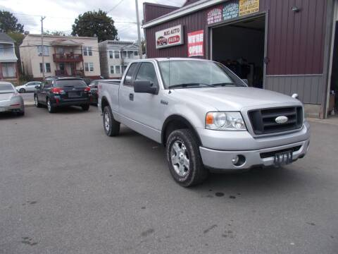 2006 Ford F-150 for sale at Mig Auto Sales Inc in Albany NY