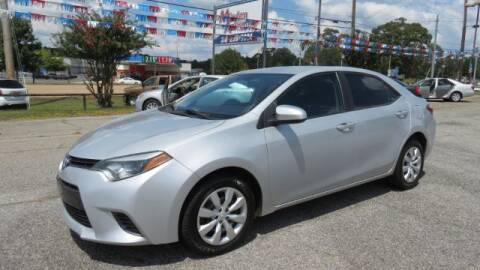 2015 Toyota Corolla for sale at Minden Autoplex in Minden LA