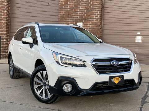 2019 Subaru Outback for sale at Effect Auto Center in Omaha NE