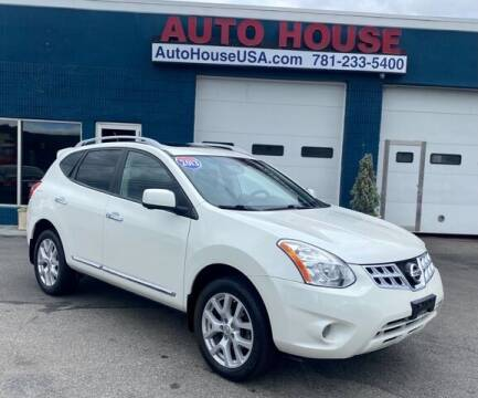 2013 Nissan Rogue for sale at Saugus Auto Mall in Saugus MA