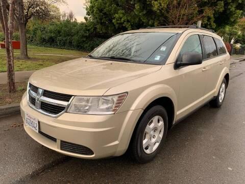 2010 Dodge Journey for sale at ZaZa Motors in San Leandro CA