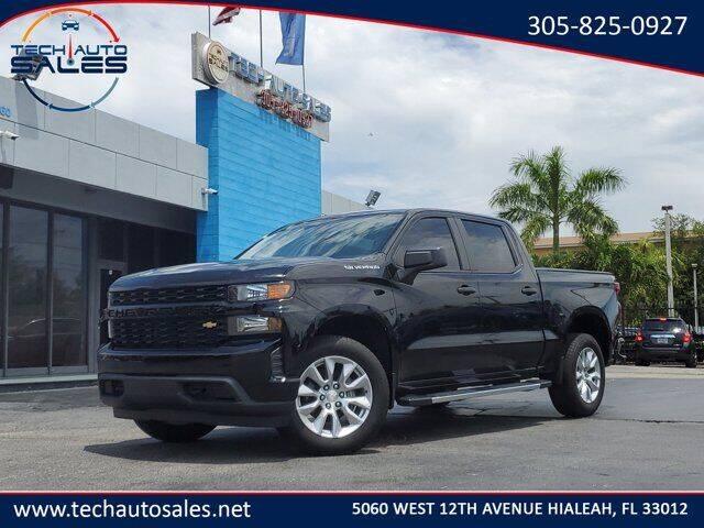2019 Chevrolet Silverado 1500 for sale in Hialeah, FL