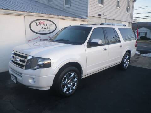 2013 Ford Expedition EL for sale at VICTORY AUTO in Lewistown PA