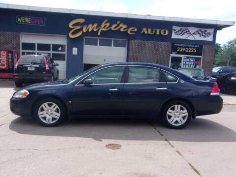 2007 Chevrolet Impala for sale at Empire Auto Sales in Sioux Falls SD