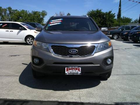 2012 Kia Sorento for sale at Empire Auto Sales in Modesto CA