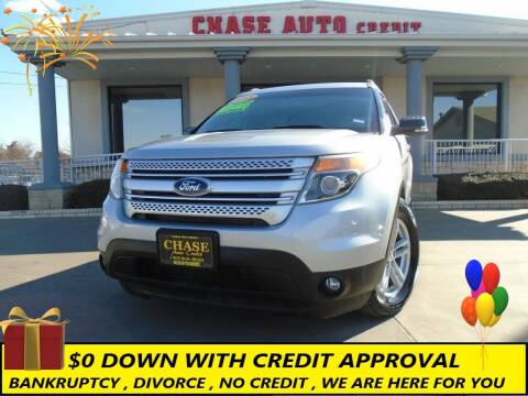 2013 Ford Explorer for sale at Chase Auto Credit in Oklahoma City OK