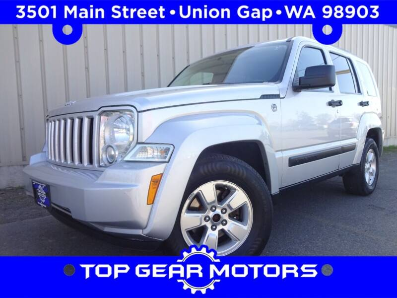 2012 Jeep Liberty for sale at Top Gear Motors in Union Gap WA