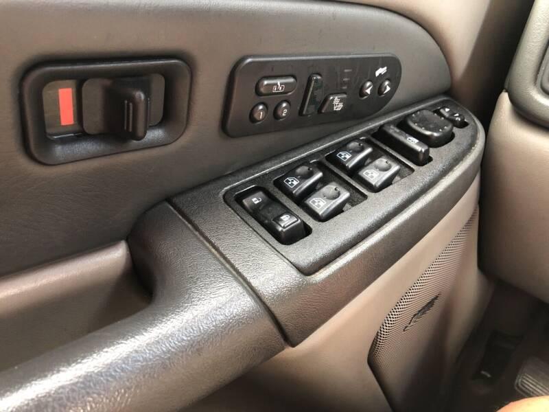 2003 GMC Yukon XL 1500 SLT 4WD 4dr SUV - East Freedom PA