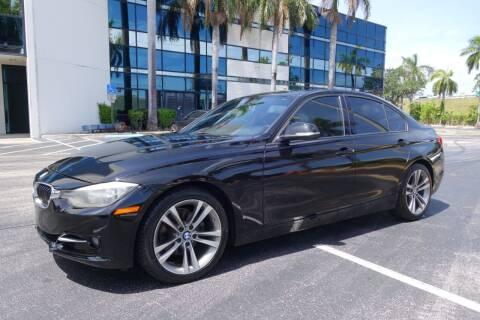 2013 BMW 3 Series for sale at SR Motorsport in Pompano Beach FL