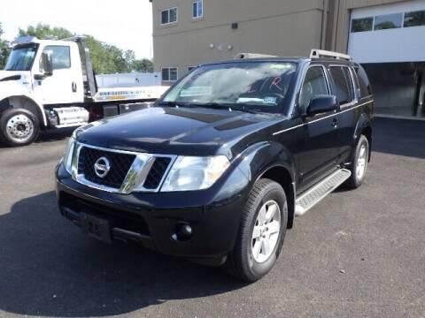 2012 Nissan Pathfinder for sale at Cali Auto Sales Inc. in Elizabeth NJ
