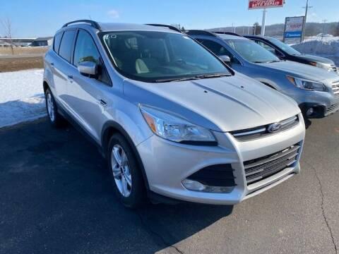 2014 Ford Escape for sale at Osceola Auto Sales and Service in Osceola WI