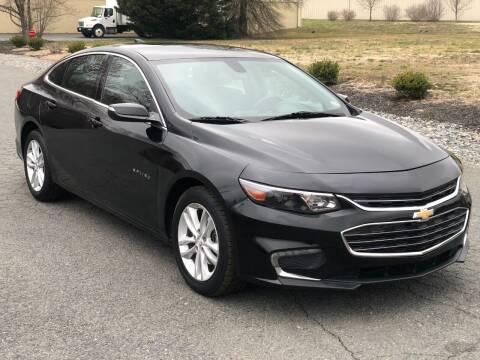 2016 Chevrolet Malibu for sale at ECONO AUTO INC in Spotsylvania VA
