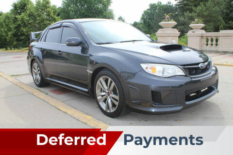 2013 Subaru Impreza for sale at K & L Auto Sales in Saint Paul MN