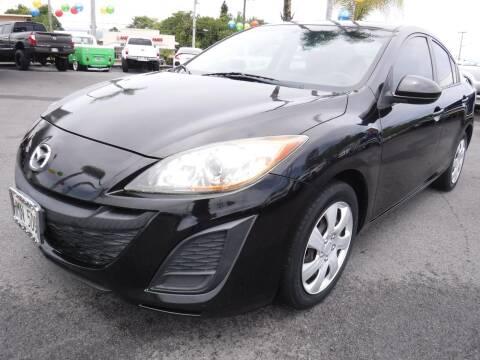 2010 Mazda MAZDA3 for sale at PONO'S USED CARS in Hilo HI